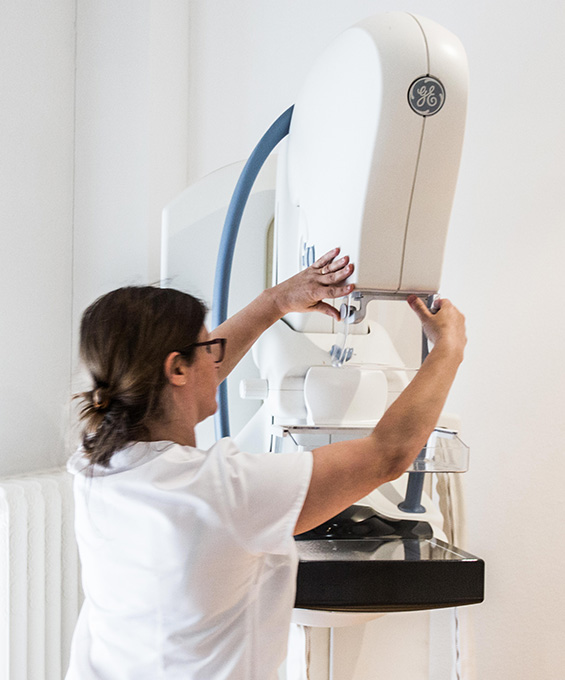 Mammographie de depistage